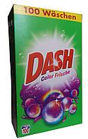 Cтиральный порошок Dash Color Frische - 6.5 кг.