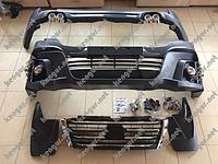 Обвес WALD на Toyota Land Cruiser Prado 150