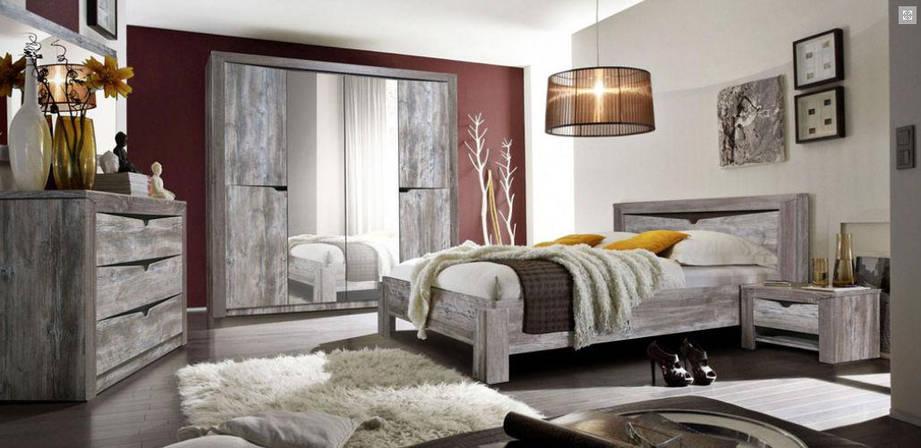 Спальня Гарда (Сосна Джексон) (с доставкой), фото 2