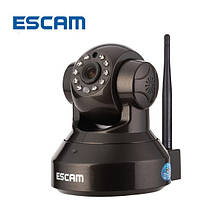ESCAM Black Pearl QF100 Wifi IP камера поворотная