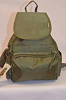 Рюкзак женский Silvia 687 оливковый