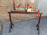 Стенд для распиловки дров, фото 1
