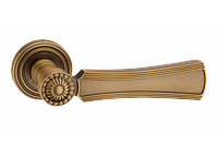 Дверная ручка на розетке MVM Rim Z - 1357 MACC