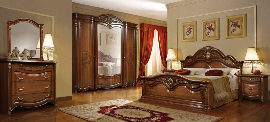 Спальня Джаконда 2Д1 (Орех) (с доставкой)