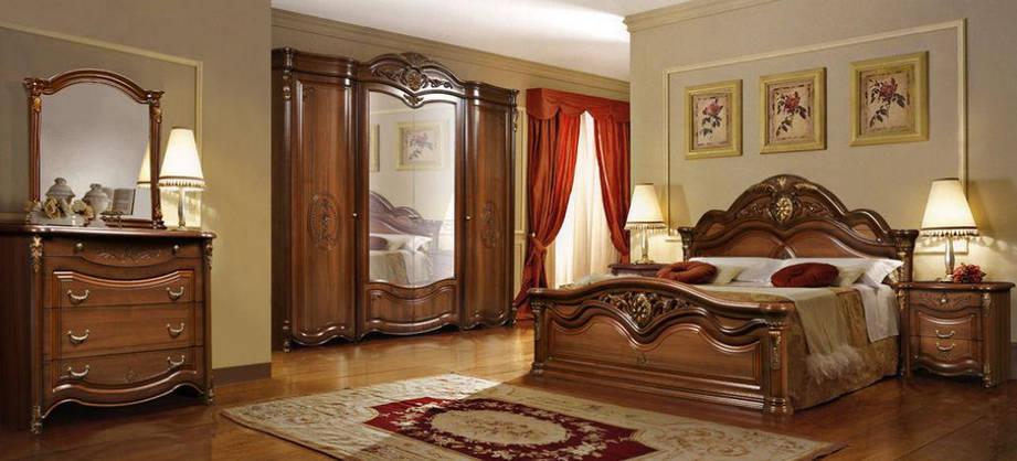 Спальня Джаконда 2Д1 (Орех) (с доставкой), фото 2