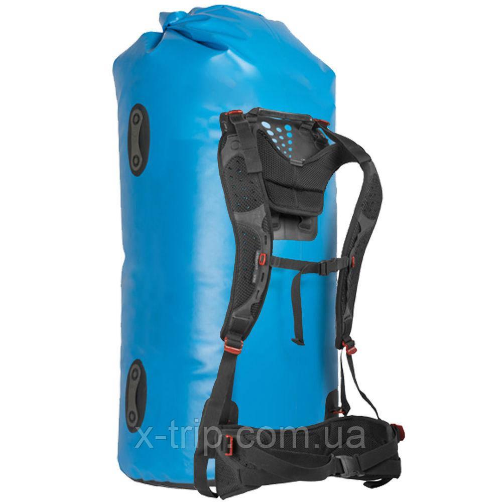 Гермочехол-рюкзак Sea To Summit Hydraulic Dry Pack Harness 35 л Blue