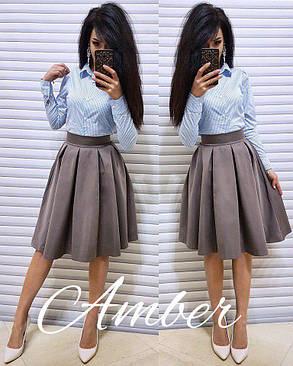 Рубашка женская и юбка, комплект или отдельно, фото 2