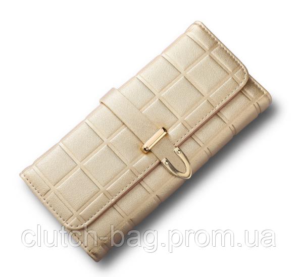 3dcbf191369c Модный женский классический золотой кошелек клатч: продажа, цена в ...