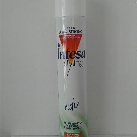 Лак для укладки волос Intesa stiling extra strong 500 мл. (Интеса экстра сильная фиксация! )