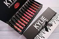 Набор матовых жидких помад 12 штук Kylie Matte Lipstick