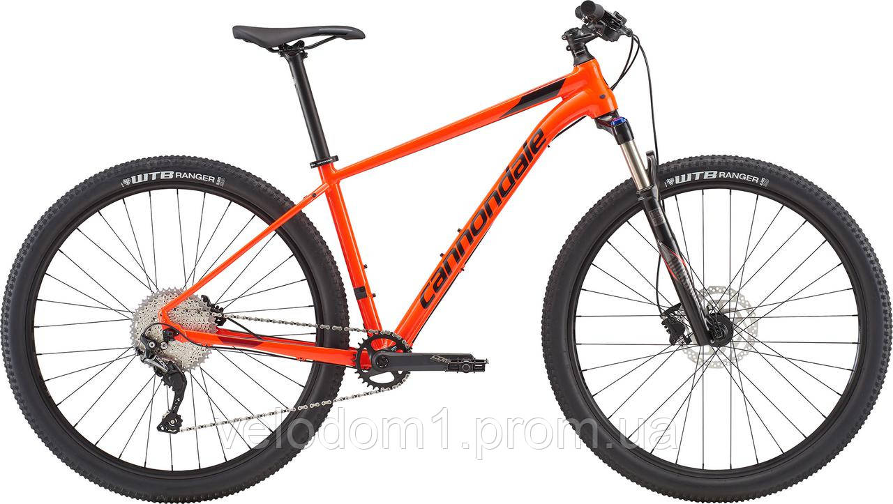 """Велосипед Cannondale 29"""" Trail 3 red 2018"""