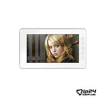 Видеодомофон QV-IDS4720 (white) 7-дюймовый