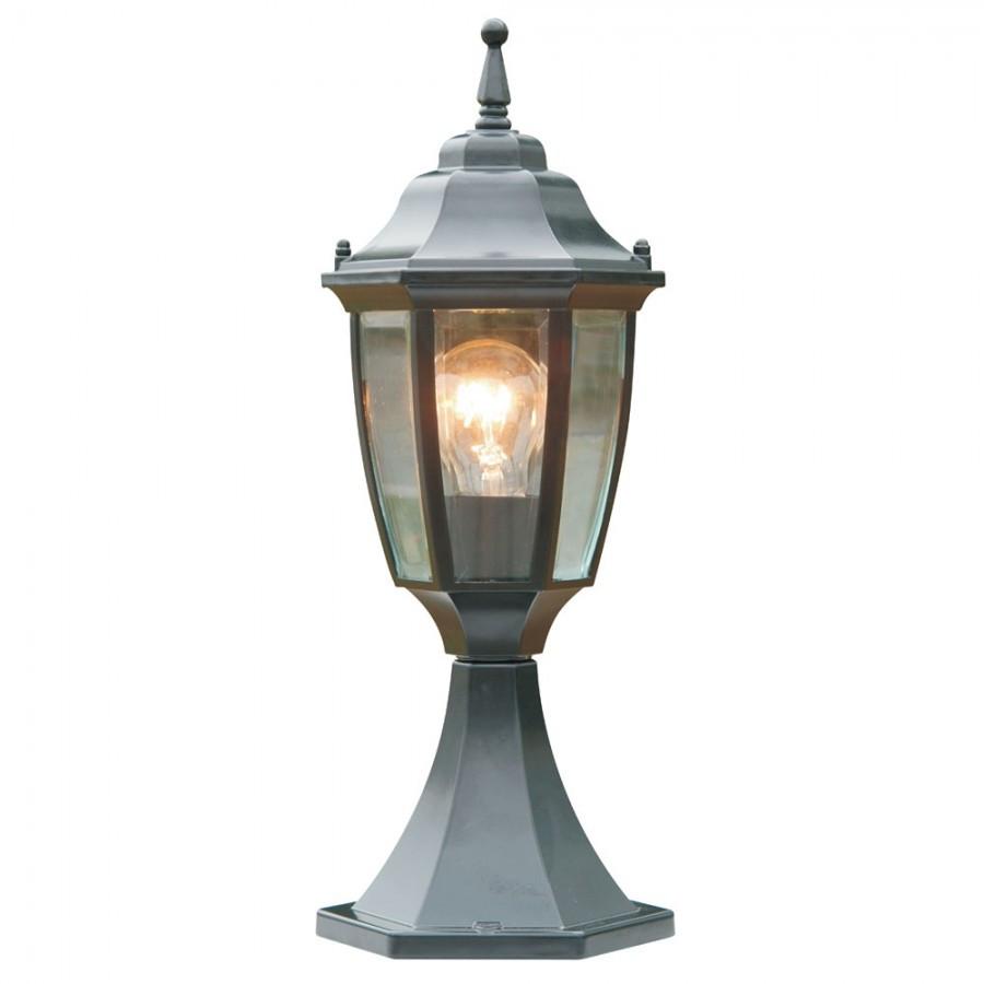 Парковый светильник QMT 1234 Shefield, черный