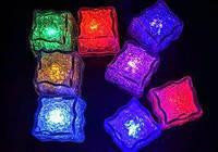 Светящиеся кубики льда