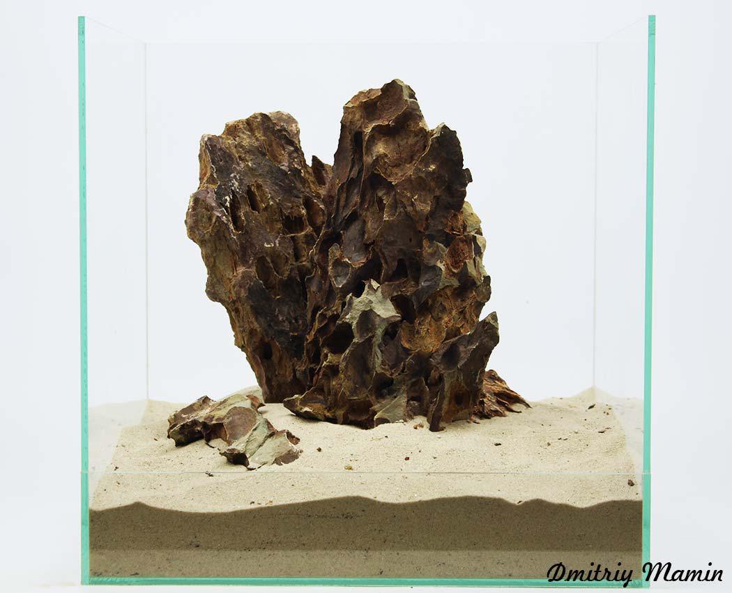 Камни для нано-аквариума N146
