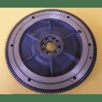 Маховик 245-1005115-Б МТЗ-892,1025 ( под ст.)ММЗ (под 2-х диск.)