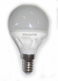 Светодиодная лампочка шарик