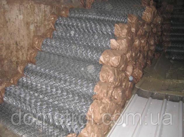 Плетеная сетка для забора, фото 2