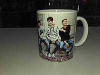 Чашка K-pop