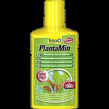 Tetra PlantaMin 100 мл на 400 л - удобрение для водных растений