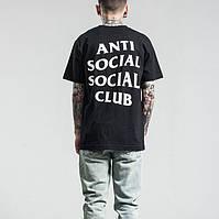 Футболка с принтом A.S.S.C. Anti Social social club мужская | Качественная реплика