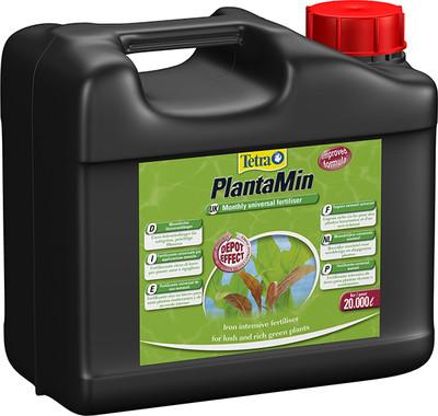 Tetra PlantaMin 5 л на 20000 л - удобрение для водных растений