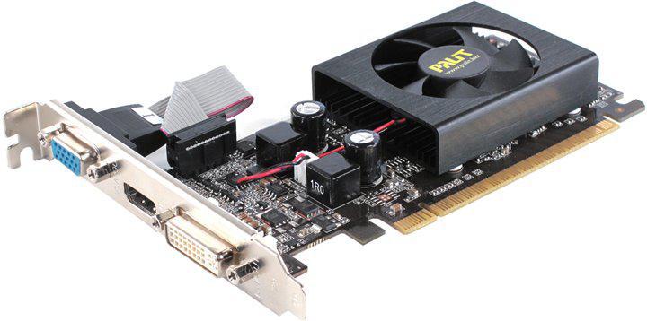 Видеокарта Palit GeForce®210 1024 Мб DDR3