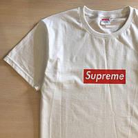 Футболка Supreme Box logo. Топ качество.Бирки |
