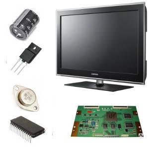 Запчасти для телевизоров и мониторов