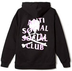 Толстовка Anti social social club mastermind JAPAN   Качественная реплика