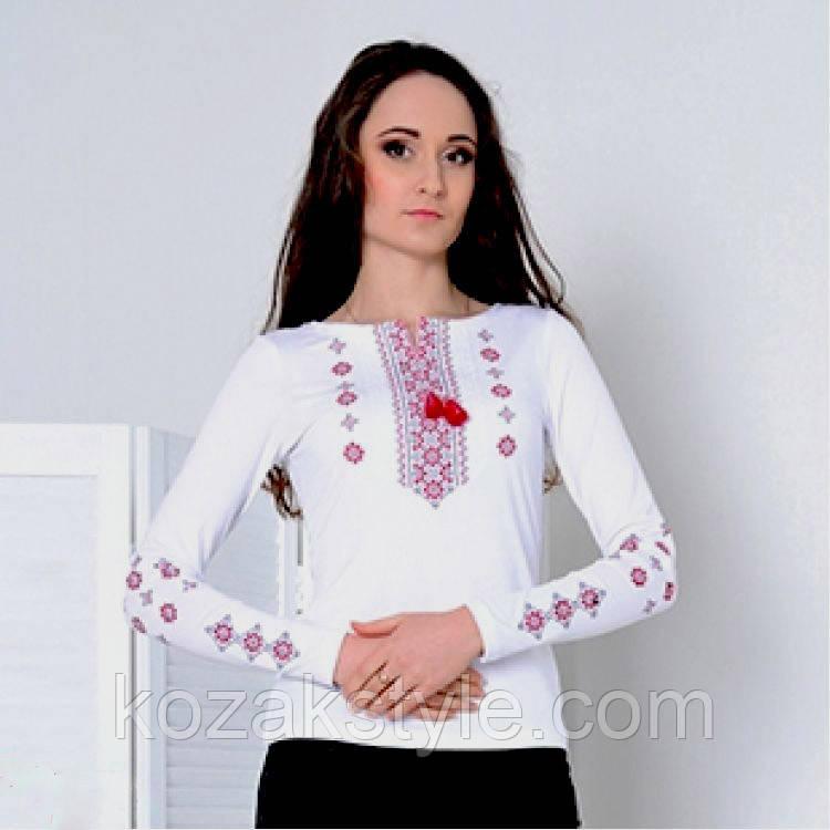 Українська вишиванка футболка Орнамент