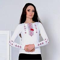 Трикотажні вишиванки жіночі в Харькове. Сравнить цены 72339820556a4