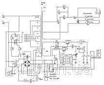 Схема Полуавтомата Kripton 180 обновленная