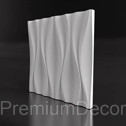 Гипсовые 3Д/3D панели БУТОНЫ, фото 2
