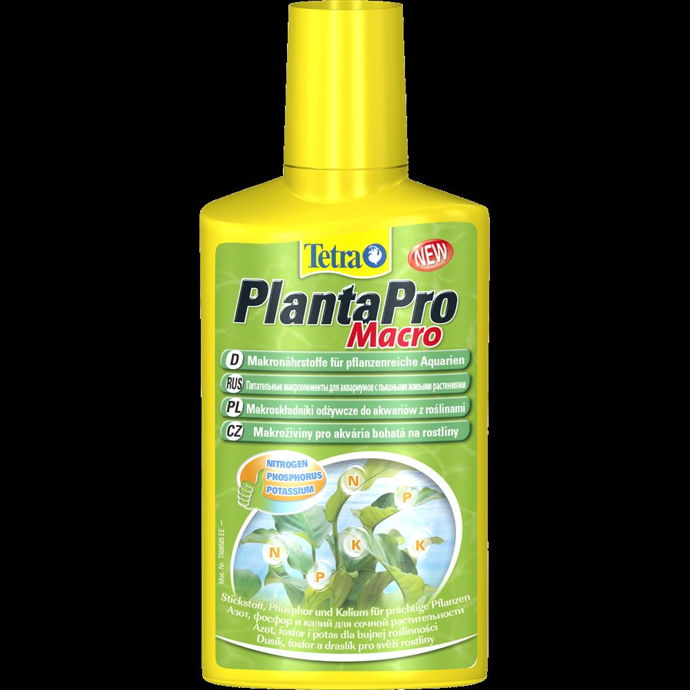 Tetra PlantaPro Macro 250 мл - удобрение для водных растений