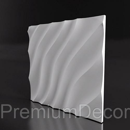 Гипсовые 3Д/3D панели ЛАТТЕ