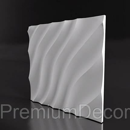 Гипсовые 3Д/3D панели ЛАТТЕ, фото 2