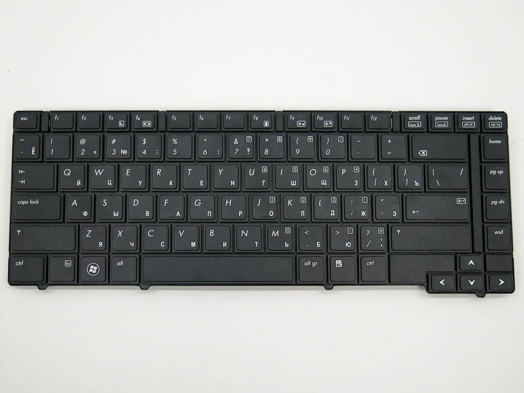 Клавиатура для HP Probook 6440b 6445b 6450B 6455B