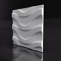 Гипсовые 3Д/3D панели СКАТ