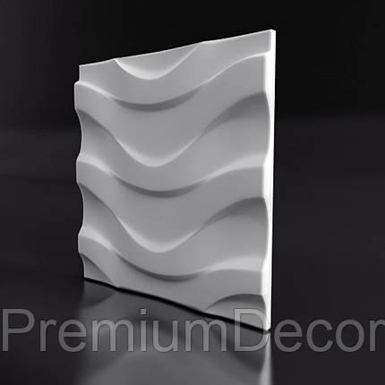 Гипсовые 3Д/3D панели СКАТ, фото 2