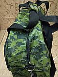 33*49-Спортивна дорожня Камуфляж сумка adidas Дорожня Спортивна сумка тільки оптом, фото 3