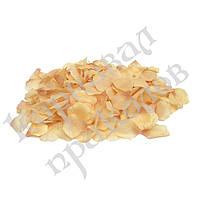Лепестки роз (уп. 300шт) персиковые