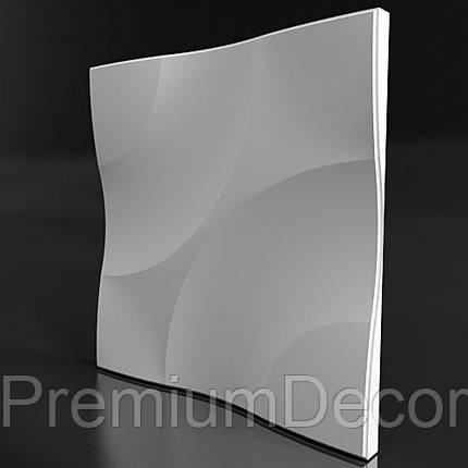Гипсовые 3Д/3D панели АЛИВИЯ, фото 2