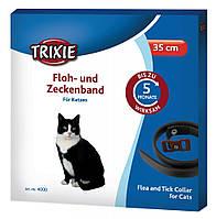 Ошейник Trixie Flea and Tick Collar от блох и клещей для кошек, 35 см