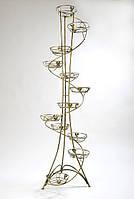 Подставка для цветов Башня спираль 12., фото 1