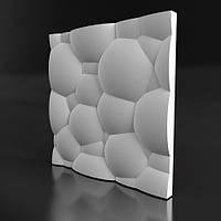Гипсовые 3Д/3D панели ШАРЫ