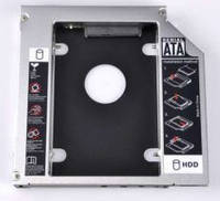 "Карман 2,5"" для SSD-HDD  диска (вместо CD-DVD)"