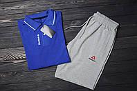 Поло + шорты мужские Reebook (реплика)