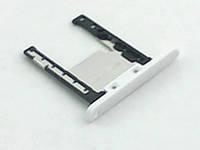 Держатель microSD Nokia Lumia 720 White, оригинал