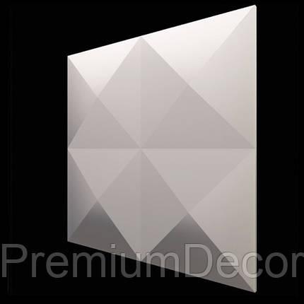 Гипсовые 3Д/3D панели ГИЗА, фото 2